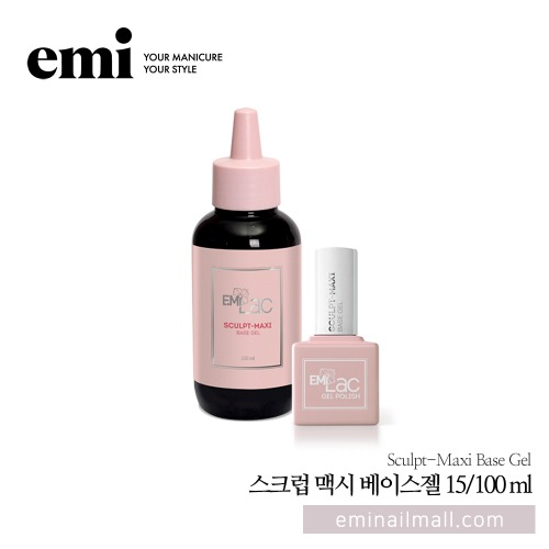 [EMi] 맥시 베이스젤 Sculpt-Maxi Base Gel 15/100ml